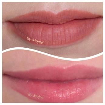 lips dual colors